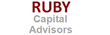 Ruby Capital Advisors: Knowledge based Solutions for Debt Syndication and Corporate Finance Advisory