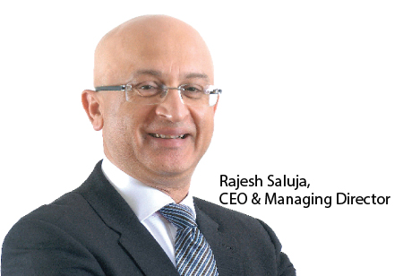Rajesh Saluja,CEO & Managing Director,ASK-Wealth-Advisors