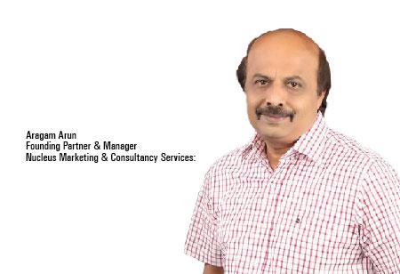 Aragam Arun,Founding Partner & Manager,Nucleus-Marketing-Consultancy-Services