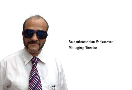 Balasubramanian Venkatesan,Managing Director ,Ressourzen-ERPA