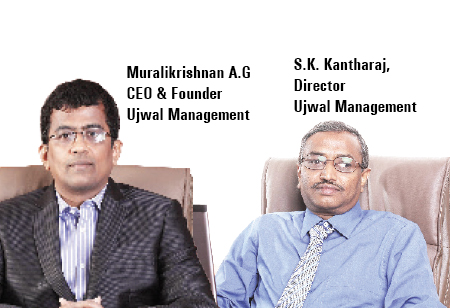 Muralikrishnan A.G,CEO & Founder,Ujwal-Management-Services