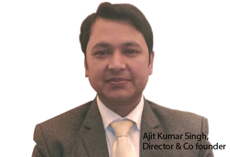 Ajit Kumar Singh,Director,AU-Mutuals-Financial-Planners