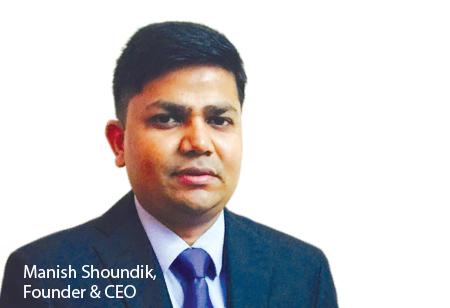Manish Shoundik,Founder & CEO,Finstem-India