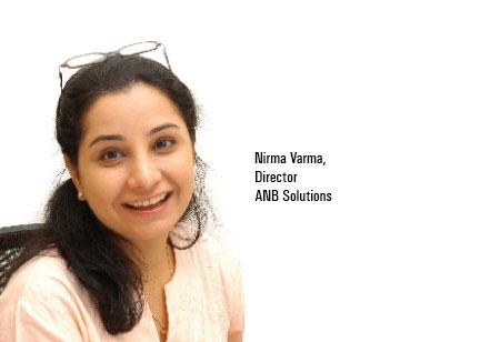 Nirma Varma,Director,ANB-Solutions
