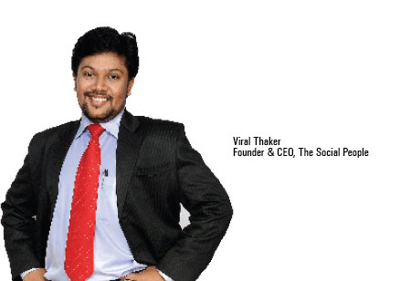 Viral Thaker,Founder & CEO,The-Social-People
