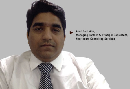 Amit Sontakke,Managing Partner & Principal Consultant,Healthcare-Consulting-Services