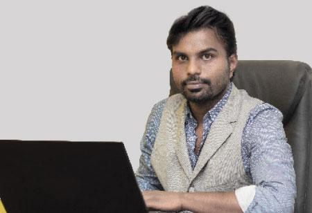 Arun Pillai ,COO,Longitude-Overseas-Consulting