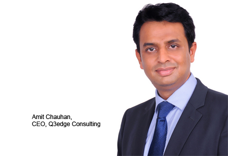 Amit Chauhan,CEO,Q3edge-Consulting