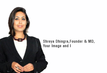 Shreya Dhingra,Founder & Managing Director,Your-Image-and-I