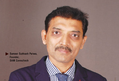 Sameer Patwa,,Chemical Engineer Founder ,SAM-Consultech