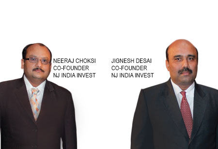 Neeraj Choksi,Co-Founder,NJ-India-Invest