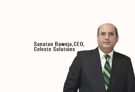 Sanatan Baweja,CEO,Celeste-Soultions