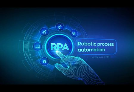 Implementing Robotic Process Automation to help Manufacturing Industry