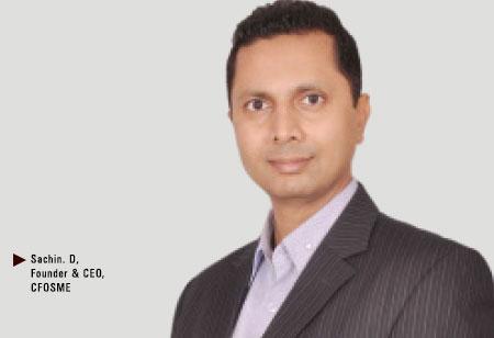 Sachin D.,Founder & CEO,CFOSME