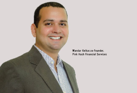 Mandar Kelkar, Priya Gandhi,Co-Founders,Pink-Hash-Financial-Services
