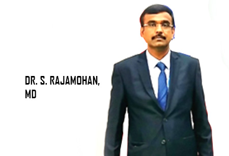 Dr. S. Rajamohan ,Managing Director ,Enviro-Care-India