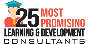 25 Most Promising Learning & Development Consultants