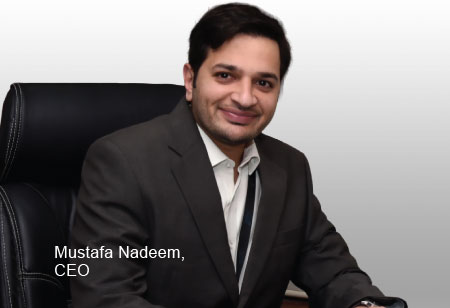 Mustafa Nadeem,CEO,EPIC-Research