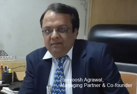 Peeyoosh Agrawal,Managing Partner and Co-founder,myFin-Advisor