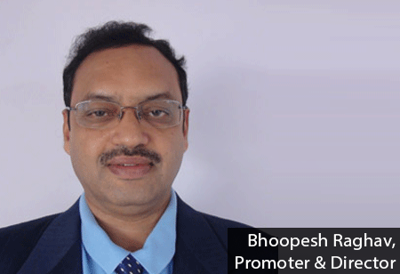 Bhoopesh Raghav,Promoter and Director ,ATPN