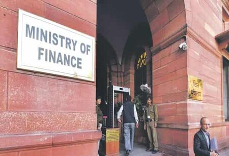 Finance Ministry releases Rs 9,871 crore revenue deficit grant to 17 states