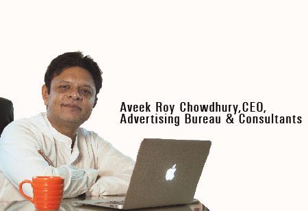 Aveek Roy Chaudhary,Owner,Advertising-Bureau-Consultants