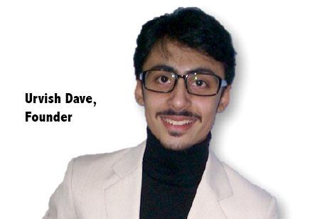Urvish Dave,Founder,Urvish-Dave