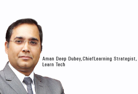 Aman Deep Dubey,Chief Learning Strategist,Learn-Tech