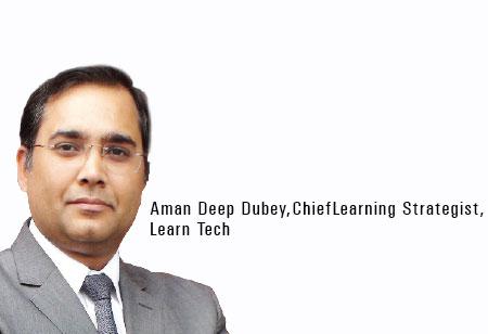 Aman Deep Dubey,Chief Learning Strategist,Learn-Tech