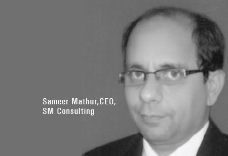 Sameer Mathur,CEO,SM-Consulting