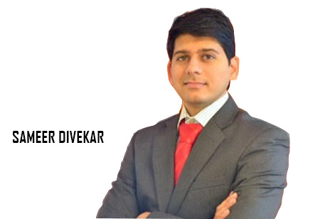 Sameer Divekar,Director ,dbHMS