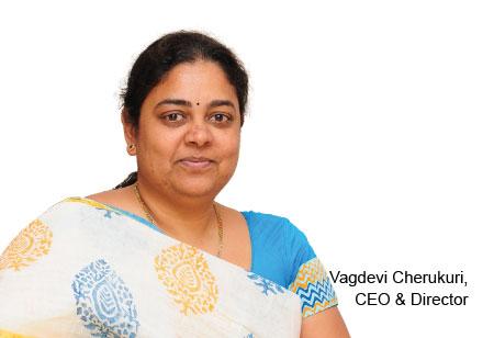 Vagdevi Cherukuri,CEO & Director,Varna-Technologies