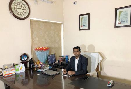 Deepak Kumar Mallick,Founder,IDAX-Consulting-Research-Pvt-Ltd