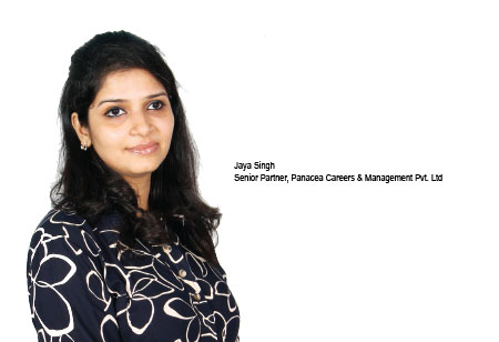 Jaya Singh,Senior Partner,Panacea-Careers-Management-Pvt-Ltd