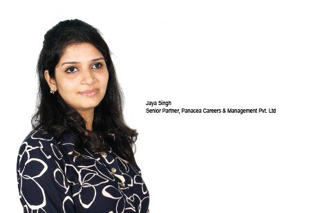 Jaya Singh,Senior Partner,Panacea-Careers-Management-Pvt-Ltd