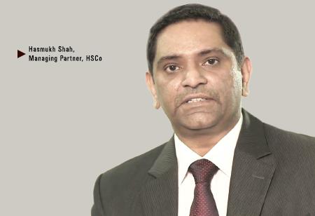 Hasmukh Shah,   Managing Partner,HSCo