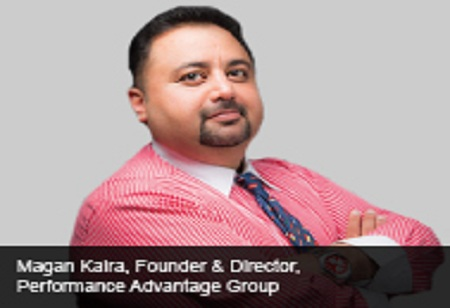 Magan Kalra,Founder & Director,Performance-Advantage-Group