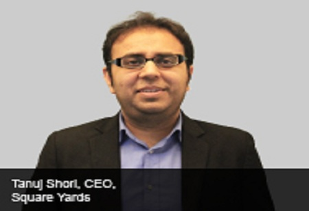 Tanuj Shori,CEO,square-yards
