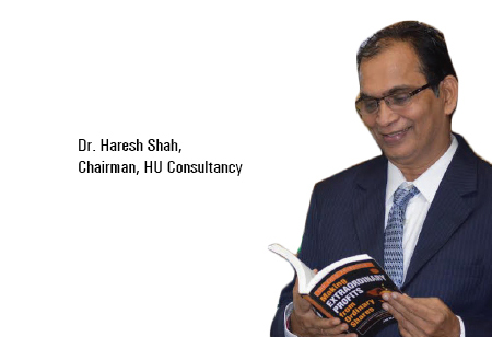 Dr. Haresh Shah,CEO & MD,HU-Consultancy