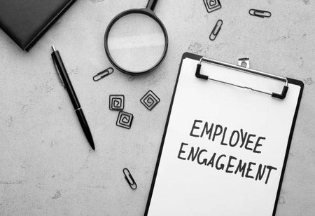 How employee engagement is related to organizational effectiveness?