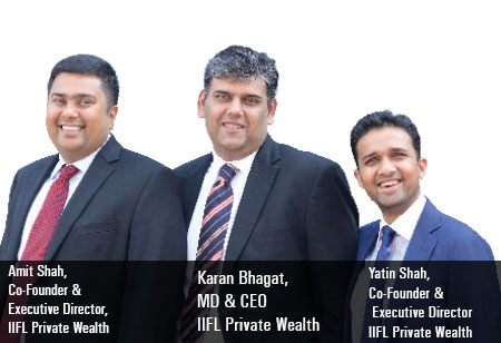 Karan Bhagat,Managing Director and CEO,IIFL-Private-Wealth