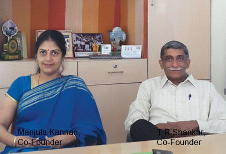 Manjula Kannan,Co-founder,Vantage-Management-Consultants