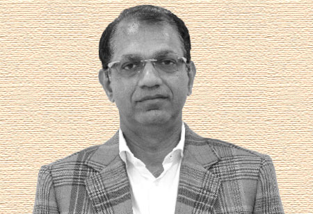 Mr. Raj Kumar,Chairman & Managing Director,Rodic-Consultants