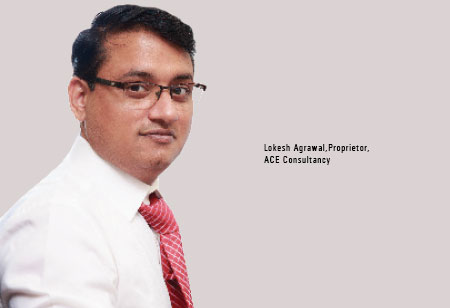 Lokesh Agrawal,Proprietor,ACE-Consultancy