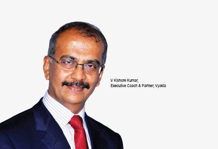 V Kishore Kumar  ,Executive Coach &Partner,Vyakta