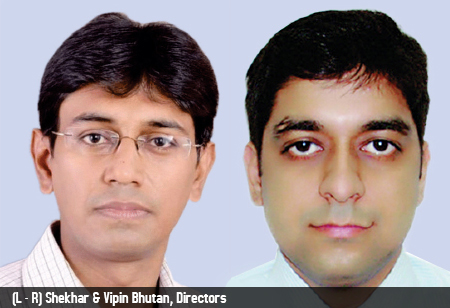 Shekhar  &  Vipin Bhutani            ,   Director    ,Wealth-Direct