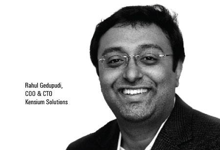 Rahul Gedupudi,COO & CTO,Kensium-Solutions