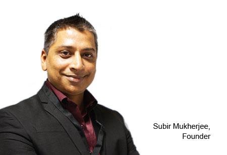 Subir Mukherjee ,Founder,eCeltic-Consulting