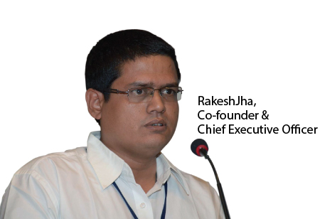 Rakesh Jha ,Co- founder &  Managing Director,Shiva-Consulting-Group