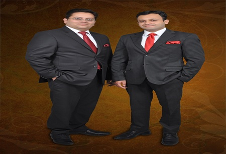 NitinAvasthi and Achin Jain,Managing Director & CMO,Client-Alley-Private-Wealth-Management